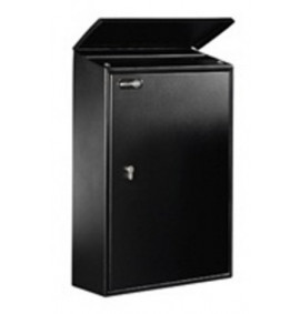 Securikey High Security Post Box - Large - BSPBHS550PHZCYL