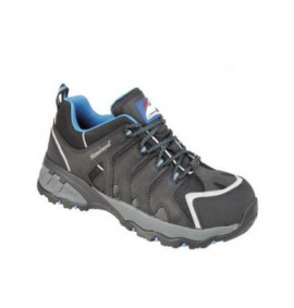 Himalayan Black EVA Rubber Safety Shoe