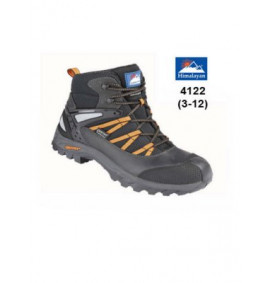Himalayan Black Gravity TRXII Waterproof Boot