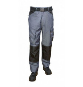 Himalayan Blue Denim Work Trousers