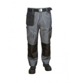 Himalayan Grey Vintage Work Trousers