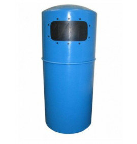 Hooded Top Litter Bin with Pest Guard