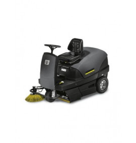Karcher KM 100/100 R Bp Battery Vacuum Sweeper