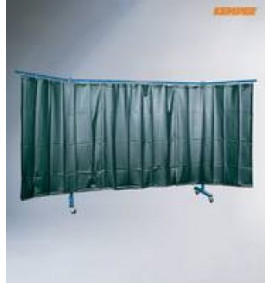 Kemper 3-Panel Mobile Protection Screens