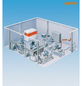 Kemper High-Vacuum Extraction and Filter Unit