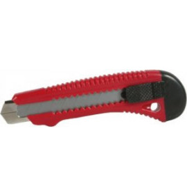 Knife With Retractable Blade in Snap-Off Sections - C0-K2