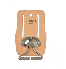 Kuny's Leather Snap in Hammer Holder - KUNHM220