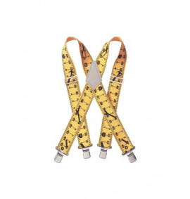 Kunys SP-15Y Yellow Braces 2 in Wide