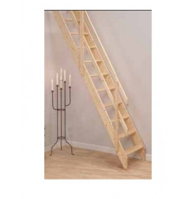 Laddaway Amsterdam Space Saving Stair