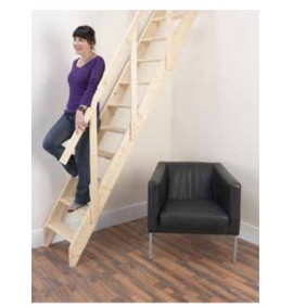 Laddaway Madrid & Lisbon Space Saver Stair