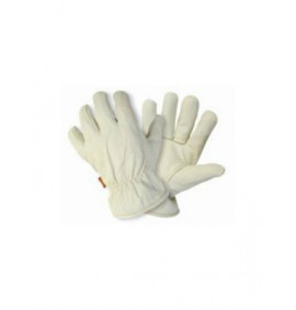 Large Lined Hide Leather Glove