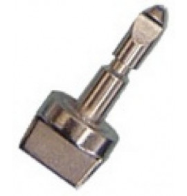 Quarter Turn Fastener Steel Standard - Large Series Wing Head Studs