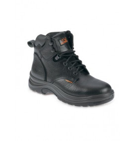 Leather Safety Boot With Mid-Sole