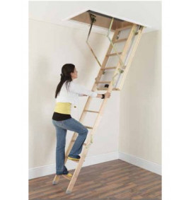 LuxFold Loft Ladder