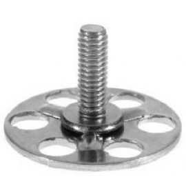 Big Head Stainless Steel Male Threaded Studs M6 x 100