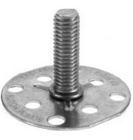 BigHead Mild Steel Male Threaded Studs M6 x 100