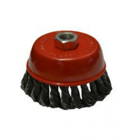 M14 Knotted Cup Brush