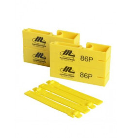Marshalltown 86P Plastic Line Blocks Pack of 2