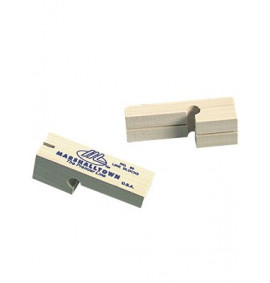 Marshalltown 86 Hardwood Line Blocks Pack of 2