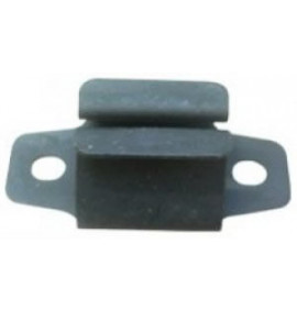 Quarter Turn Fastener - Medium Series Rivet on Clip Retainers