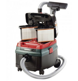 Metabo ASR 25L SC Wet & Dry Vacuum Cleaner 1400 Watt