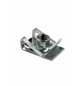 Metal Snap On Nuts - Universal- For Metric Bolts