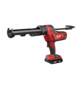 Milwaukee C18 PCG/310C Caulking Gun 310ml Cartridge