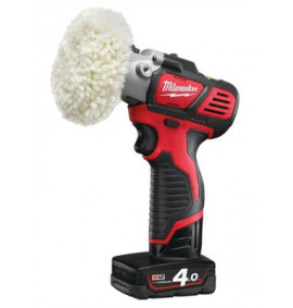 Milwaukee M12BPS-421X Cordless Polisher/Sander