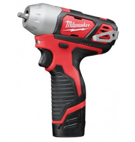 Milwaukee M12 BIW14-202C Sub Compact 1/4in Impact Wrench