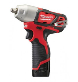 Milwaukee M12 BIW38-202C Compact 3/8in Impact Wrench