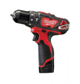 Milwaukee M12 BPD-202C Cordless Percussion Drill