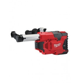 Milwaukee M12 DE-0 Universal Dust Extractor 12 Volt Bare Unit