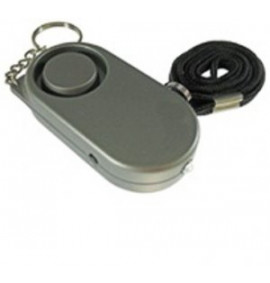 Securikey Mini Key Ring Alarm with Torch - PAKRT
