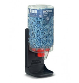 Moldex Spark Plugs Detect Earplugs Station