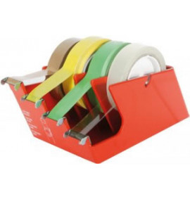 Multi Tape Dispenser for 4 x 25mm Tape