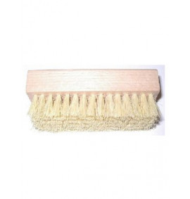 Nail Brush Wood Back Fibre Fill