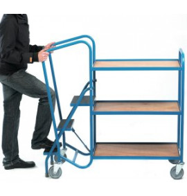 Order Picking Trolleys - GS Approved