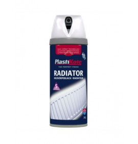 Plasti-kote Radiator Spray Paint