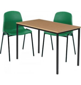 Polypropylene Stacking Chairs & Tables