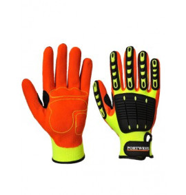 Portwest Anti Grip Glove - Nitrile