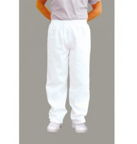 Portwest Bakers Trousers (White)