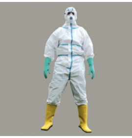 Portwest BizTex Microporous 4/5/6 Coverall (White)