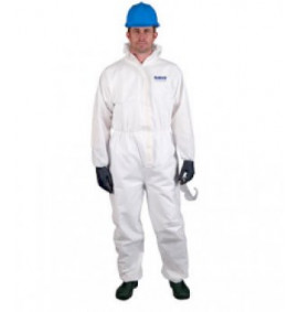 Portwest BizTex SMS 5/6 FR Coverall (White)