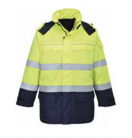 Portwest Bizflame Multi Arc Hi-Vis Jacket