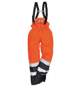 Portwest Bizflame Rain Hi Vis Multi-Protection Trouser
