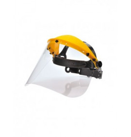 Portwest Browguard with Clear Visor