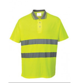 Portwest Cotton Comfort Polo Shirt