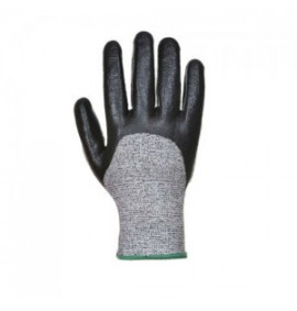 Portwest Cut 5 3/4 Nitrile Foam Glove Black