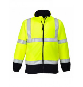 Portwest FR Anti Static, Hi-Vis Fleece