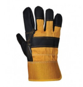 Portwest Furniture Hide Glove (Yellow)